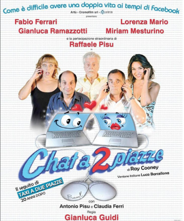 Chat a due piazze