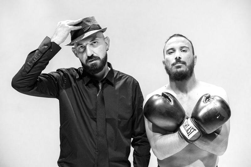 Risultati immagini per Muhammad Ali di Pino Carbone e Francesco Di Leva